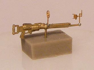 Miniworld 1/72 SHKAS machine gun