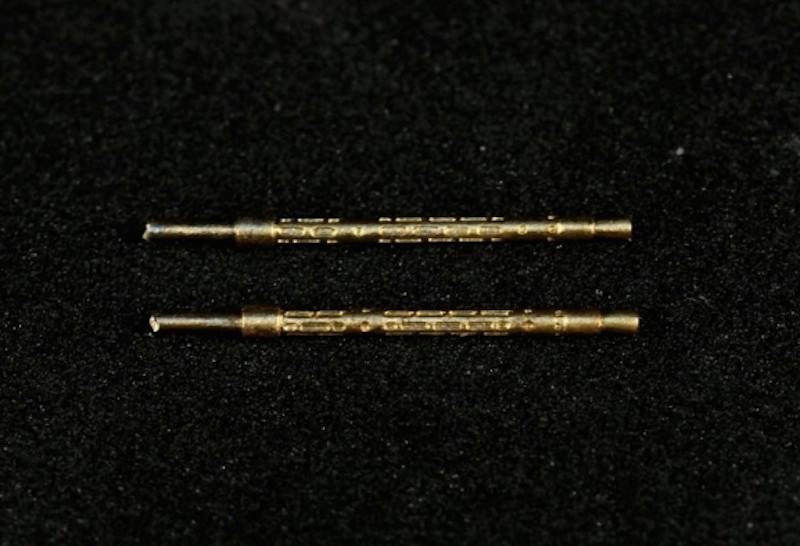 Miniworld 1/48 MG-81 German WWII machine gun barrel (2 pieces)